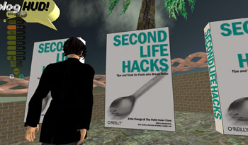 Second Life Hacks Mockup
